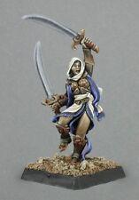 Mi-Sher Nefsokar Sergeant Reaper Miniatures Warlord Rogue Ranger Fighter Melee