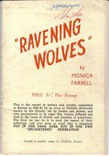 RAVENING WOLVES BY MONICA FARRELL~CATHOLIC JESUIT USTASHI CRIMES~CONSPIRACY~POPE