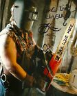 Tucker and Dale Tyler Labine Autographed Signed 8x10 Photo COA TWO