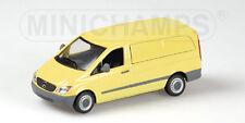 Mercedes Benz Vito Kastenwagen 2003 yellow 400032260 1/43 Minichamps