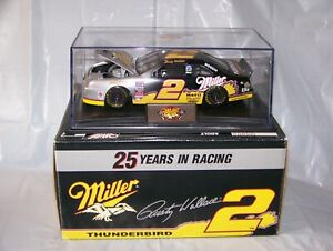 1996 RUSTY WALLACE 1/24 REVELL 25TH ANNIVERSARY MILLER SUPER SPEEDWAY VERSION