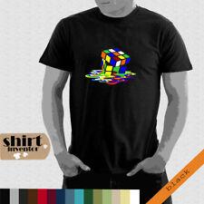 Zauberwürfel, Big Bang Theory, Shaldon T-Shirt modern hipster cool bis 5XL TD075