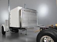 Aluminum Rear Chain Rack Tamiya RC 1/14 King Grand Knight Hauler Cascadia Scania