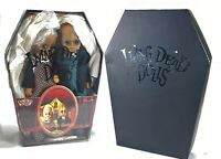 USED Living Dead Dolls - AMERICAN GOTHIC - Two Pack - SEE DESCRIPTION