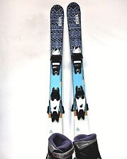 SKI PACKAGE, ELAN Twist Pro 145cm  w/ Elan EL 7.5 or Head SLR 7.5 Bindings/BOOTS