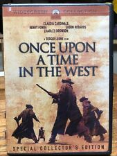Once Upon A Time In The West (Dvd,2003,from1969,Sce) Mint,Ws,Insert,Henry Fonda