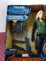Marvel Avengers Infinity War Titan Hero Power Black Widow Action Figure