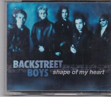 Back Street Boys-Shape Of My Heart cd maxi single
