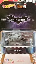 Hot Wheels Retro Entertainment The Dark Knight Rises The Bat (N4)