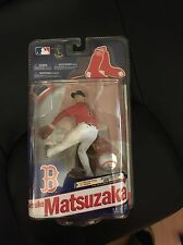 McFarlane MLB 28 Daisuke Matsuzaka Boston Red Sox Variante OVP Neu