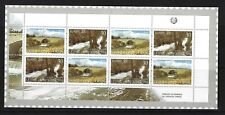 CYPRUS SG1015A, 2001 EUROPA BOOKLET PANE MNH