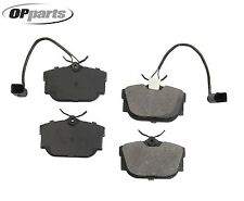For VW EuroVan Rear Brake Pads OPparts Semi Met D8877BOSM/7755D877BGMA303