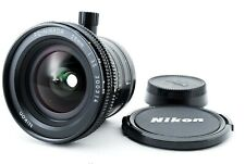 *Near Mint* Nikon PC-NIKKOR 28mm f3.5 Perspective Control Shift Lens from Japan