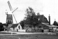 Cde-20 Mill And House, Hatfield Heath, Essex. Photo