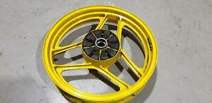 Hinterrad Hinterradfelge rear wheel rim Felge Suzuki GSX R 750 85-87 GR75A hinte