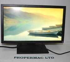 """19"""" DELL E1910 DVI VGA USB widescreen Monitor LCD Grade buona condizione CAVI consegna 24 H"""