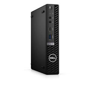 Dell OptiPlex 7080 MFF Desktop Core i7, 256GB SSD,16GB,Wi-Fi,WIN10 Pro 3Y