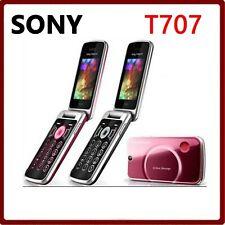 New Original Sony Ericsson T707 mobile phones 3G bluetooth mp3 player3.2Mpcamera
