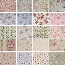 olive green floral 140cm wide JL44 Mini flowers Cotton Linen fabric BY 1 YARD