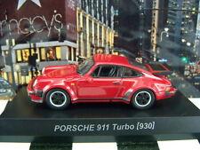 KYOSHO PORSCHE 911 TURBO [930] PORSCHE 6 MINI CAR COLLECTION SCALE 1:64