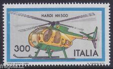 ITALIA 1982 - AEREI - AIRPLANES - ELICOTTERO NARDI - L. 300 - MNH