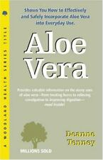 Aloe Vera (Woodland Health Series) by Tenney, Deanne