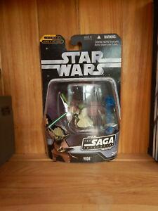 Star Wars The Saga Collection. Yoda #019. 2006 Free P&P 1170