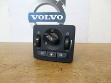 VOLVO V50 , S40 HEADLIGHT FUEL FLAP SWITCH BUTTONS 30669736 WARRANTY 2004-2007