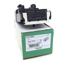 Coil LX1FJ240 008204 Schneider 240VAC 40-400Hz for LC1F400 LX1-FJ240