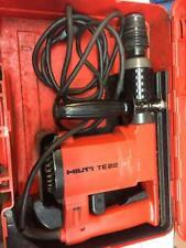 Hilti rotary hammer drill Te22