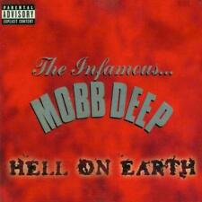 Hell on Earth by Mobb Deep Vinyl LP  New and Sealed!!!