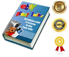 New ListingeBay Power Seller - eBook pdf - With Resell Rights -Free Shipping- Delivery 12hr