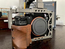 Sony a7s ii & Monitor combo with Cage. EXCELLENT CONDITION