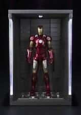 3eea2411c82 Bandai S.H.Figuarts Iron Man Mark VII 7   Hall Of Armor Set NUOVO