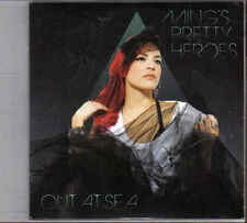 Mings Pretty Heroes-Out At Sea Promo cd single sealed