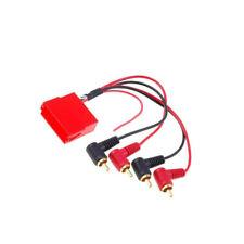 ZRS-MISO/4RCA Adapter ISO mini socket RCA plug x4