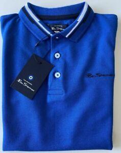 Ben Sherman Boys Classic Polo Classic Blue and Navy Blazer, 3-4 Yrs to 10-11 Yrs