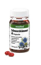 120 Schwarzkümmelöl Kapseln (1 Dose) von Revomed, nigella sativa, Schwarzkümmel