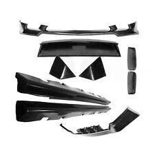 KBD Body Kits Premier 9 Piece Polyurethane Full Body Kit For Dodge Charger 11-13