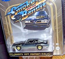 Greenlight Bandit's 1977 Pontiac T/A - Smokey Bandit Dirty Version Burt Reynolds