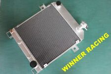 Aluminum Radiator Fit JAGUAR MARK 2 MK2 MK II DAIMLER 2.5 V8; V8-250 AT 1962-67