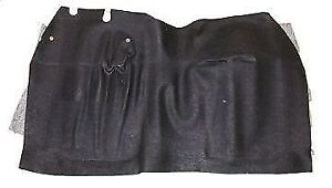 Front Floor Mat 1955-56 Ford Mercury Pass Cars