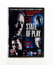 State Of Play - Russell Crowe Helen Mirren Ben Affleck - DVD - Guter Zustand