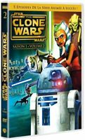 DVD Clone Wars Saison 1 Volume 2 Occasion