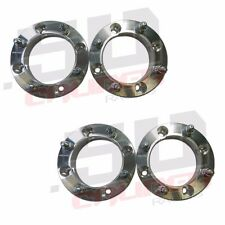 4 QTY 1.5 inch 4x156 Wheel Spacers 12mm Stud Polaris RZR 900 S Trail 2015 2016