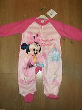 Disney Fleece Babygrows & Playsuits (0-24 Months) for Girls