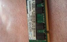 GENUINE TRANSCEND LAPTOP MEMORY 2GB DDR2 667 SODIMM CL5