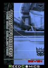 TRANSFORMERS IDW COLLECTION VOLUME 7 HARDCOVER (358 Pages) New Hardback