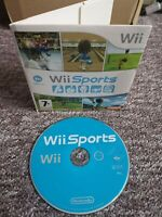 Wii Sports - Nintendo Wii/Wii U Family Party Game - Cardboard Sleeve - FREE P&P!