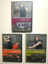 Linked System Strength 3 Fitness Dvds Chest And Back Core Power & Legs Shoulders